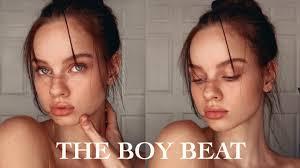 the boy beat no makeup makeup look