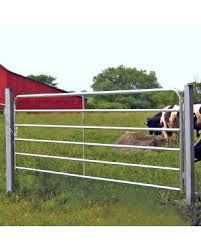 Cattle Gate Dairy Gates And Gates For Barns Canarm
