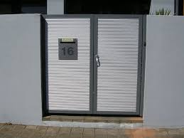 Steel Gates Adelaide Sunlander Outdoor Products
