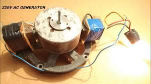 free energy light bulb ac generator diy