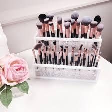 cool makeup brush holders