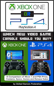 Xbox One or PS4 [PlayStation 4]: Which ...