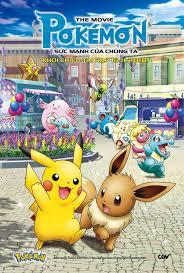 Hoàng Yến Chibi lồng tiếng phim hoạt hình 'Pokemon: Sức mạnh của ...