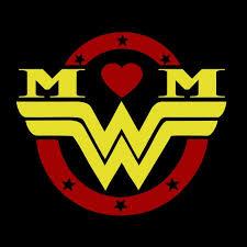 Wonder Mom Decal Mom Decal Sticker Mama Sticker Mommy Vinyl Etsy