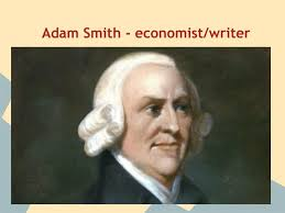 PPT - Adam Smith - economist/writer PowerPoint Presentation, free ...
