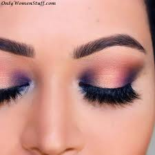 cute easy ways to do eye makeup