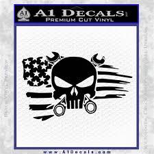 Mechanic Truck Window Decal Mechanics Sticker Usa Mechanic Flag Decal Sticker Home Garden Children S Bedroom Girl Decor Decals Stickers Vinyl Art