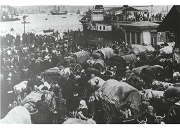 """1934 yılında  balkanlardan anavatana göç edenler ile ilgili görsel sonucu"""""""