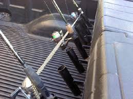homemade fishing rod racks page 2