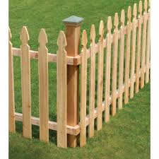 Outdoor Essentials 2 In X 4 In X 8 Ft Rough Sawn Western Red Cedar Fence Panel Backer Rail 4 Pack 245385 Backyard Fences Fence Panels Wood Picket Fence