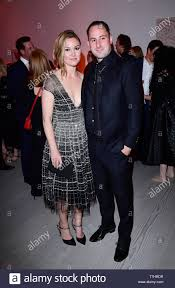 Julia Stiles and Preston Cook attending the season two of Riviera Premiere  hosted at Saatchi Gallery