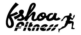 Fshoa Fitness Window Decal Fshoa Fitness