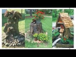 50 amazing tree stump ideas for garden