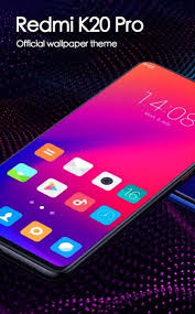 theme for redmi k20 latest 2019 red
