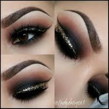black gold makeup 2020 ideas pictures