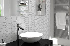 Picket Series Mosaic Olympia Tile