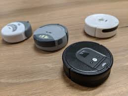 Robot Vacuums of Different Sizes
