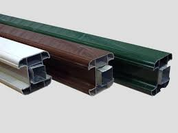 Pvc Fence Posts Bases Pvc Plastic Inter Fence Posts Pennine Fencing Landscaping