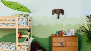 Kids Bedrooms How To Create A Jungle Bedroom Dulux