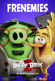 Amazon.com: The Angry Birds Movie 2 (Frenemies) 2019 Poster 12