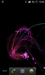 3d fireflies live wallpaper for android