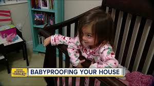 Baby Proofing Your House With A Pro Beyond Baby Gates Outlet Covers Cabinet Locks
