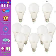 10 Bóng đèn Led 15w A70 tròn bup bulb kín chống nước tiết kiệm điện siêu  sáng Posson LB-H15x