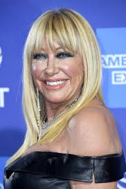 suzanne somers long straight cut with