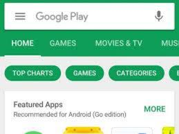 download an app from Google Play Store ...