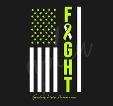 Gastroschisis Svg Gastroschisis Awareness Svg Lime Green Ribbon Svg Fight Cancer Svg Fight Flag Svg Awareness Tshirt Svg Digital Files Buy T Shirt Designs