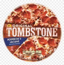 sausage pizza frozen pizza
