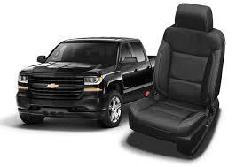 chevy silverado leather seats seat