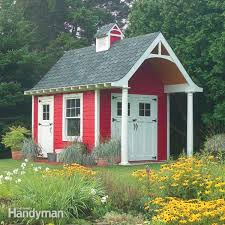 turning a shed into a tiny hideaway