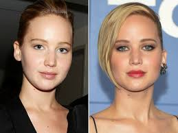 celebrities look good without makeup