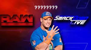 john cena show up on raw