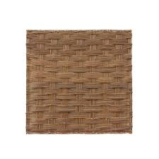 Mgp 72 In W X 72 In H Braided Willow Fence Panel Wfp 66 The Home Depot