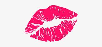 transpa background lips emoji