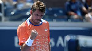Stan Wawrinka regains composure in time to beat Ugo Humbert | Official Site  of the 2020 US Open Tennis Championships - A USTA Event