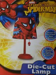 Marvel Spiderman Table Lamp Wn200519 For Sale Online Ebay
