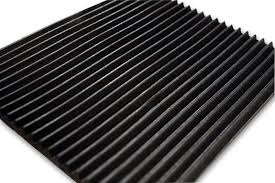 fine ribbed rubber mats 3mm