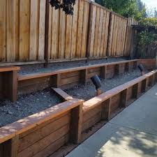 Planter Box On Fence Landscaping Ideas Houzz