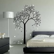 Aspen Tree Wall Decal Sticker Vinyl Nursert Art Leaves And Birds 1267 Innovativestencils