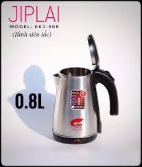 Ấm đun siêu tốc mini JIPLAI EKJ-308 (0.8L)