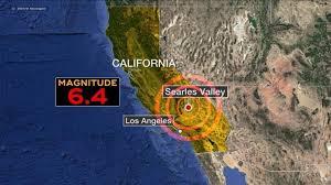 Powerful earthquake hits Southern ...