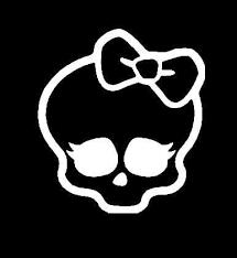 Monster High Skull Window Decal Sticker Custom Sticker Shop
