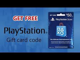 free playstation gift card codes 2017