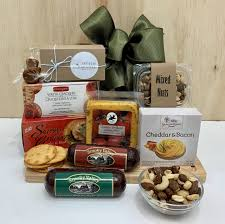 meat cheese board orlando gift baskets
