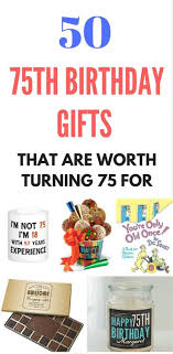 top 75th birthday gifts 50 best gift