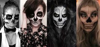 15 iest skeleton makeup