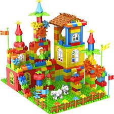 kids building blocks childrens puzzle